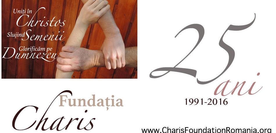 Aniversare Charis 25 de ani