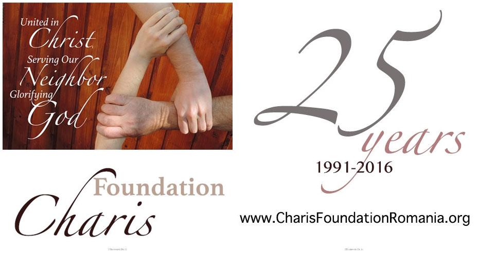 25th Charis Anniversary