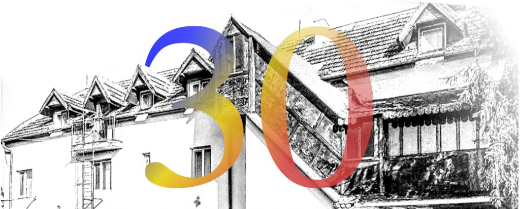 Charis 30th Logo -Feature Image